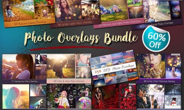 900+ Photo Overlays Bundle 767541