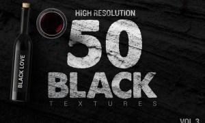 Bundle  50 BBlack Textures Vol3  B5FWYC4