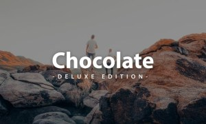 Chocolate Deluxe Editon | For Mobile and Desktop 9G2C5VD