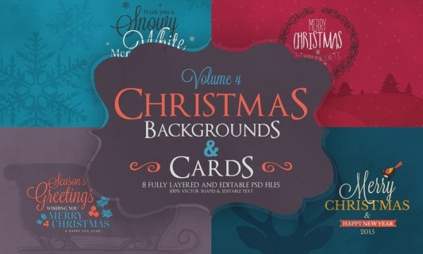 Christmas Cards Vol.4 Q3P368