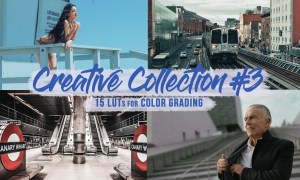 Creative Pack#3 - 15 LUTs/Filters 5815910
