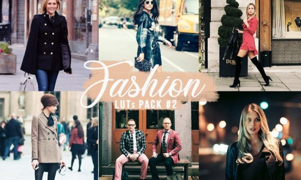 Fashion LUTs Pack #2 | Video&Photo Color Grading
