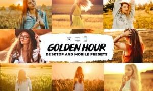 Golden Hour Lightroom Presets