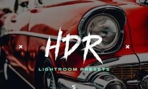 HDR Lightroom PRO Presets