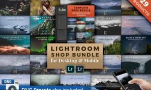 LR Presets Bundle (Desktop & Mobile)  924218