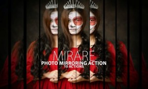 Mirare Photo Mirroring Action Set