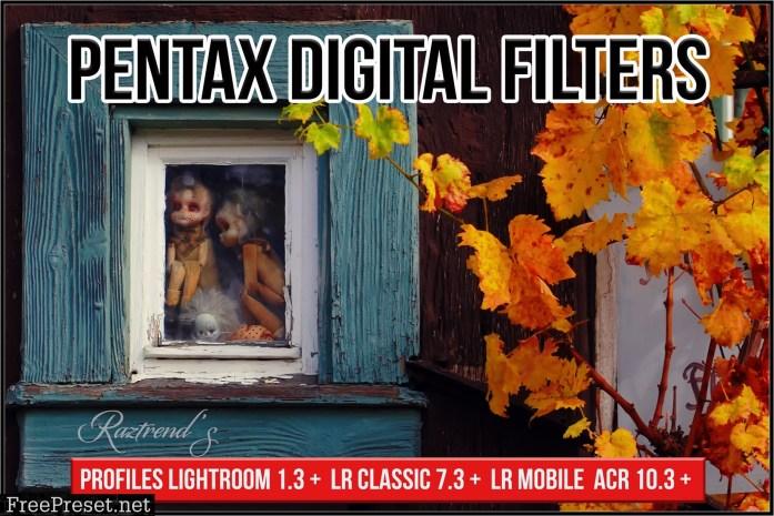 Pentax Digital Filters 5773069
