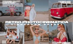RETRO PHOTOCINEMATICA LR PRESET 5042395