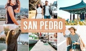 San Pedro Mobile & Desktop Lightroom Presets