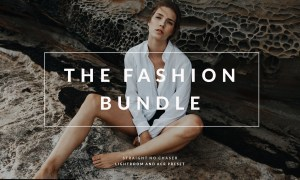 The Fashion Bundle Lightroom Presets 5750025