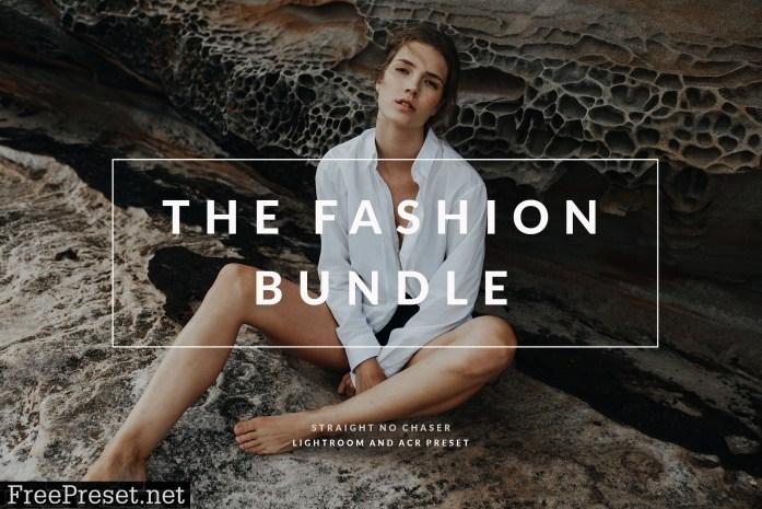 The Fashion Bundle Lightroom Presets 5750025