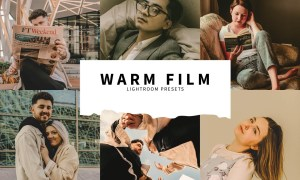 10 Warm Film Lightroom Presets 5978557