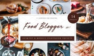 14 x Lightroom Presets, Food Blogger 5962539