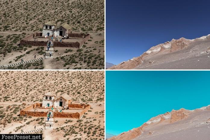 17. Atacama - Lightroom Presets