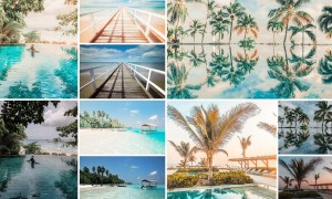 27. Beach Vacation Presets
