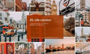 35. Life London