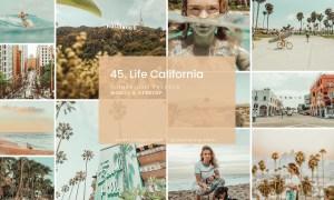 45. Life California
