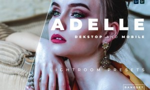 Adelle Desktop and Mobile Lightroom Preset