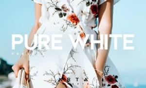 ARTA Presets | White 2 | For Mobile and Desktop