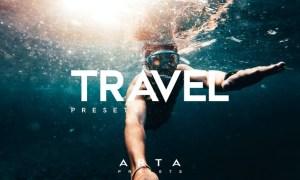 ARTA Travel Presets For Mobile and Desktop