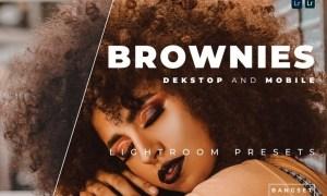 Brownies Desktop and Mobile Lightroom Preset