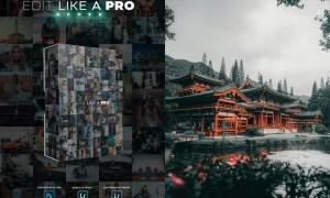Edit Like A PRO 11th - Photoshop & Lightroom