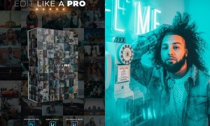 Edit Like A PRO 40th - Photoshop & Lightroom