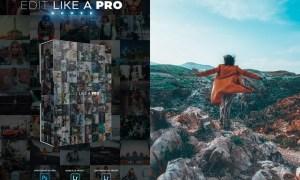 Edit Like A PRO 54th - Photoshop & Lightroom