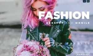 Fashion Desktop and Mobile Lightroom Preset