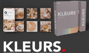 KLEURS COFFEE MOBILE LR PRESETS 5800234
