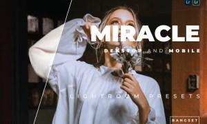 Miracle Desktop and Mobile Lightroom Preset