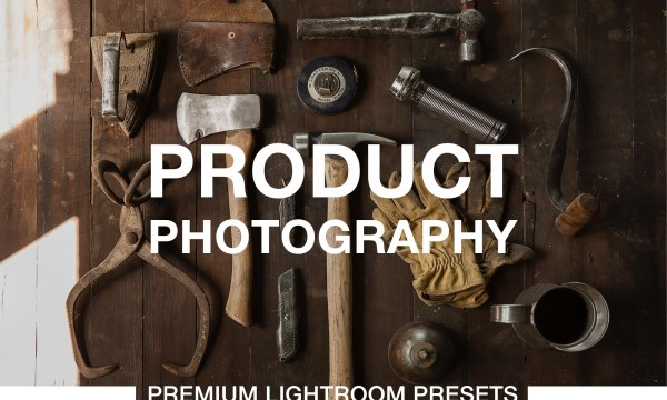 Product Photography Lightroom Preset 2516811