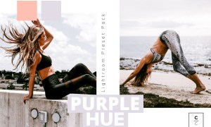 Purple Hue Lightroom Presets 5942309