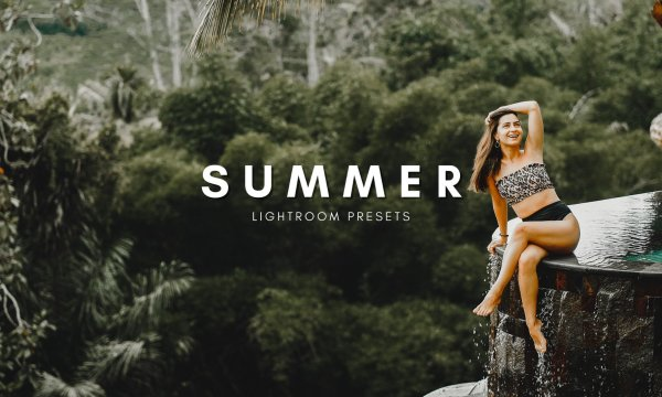 Summer Lightroom Presets XMP, DNG 6025083