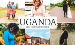 Uganda Mobile & Desktop Lightroom Presets