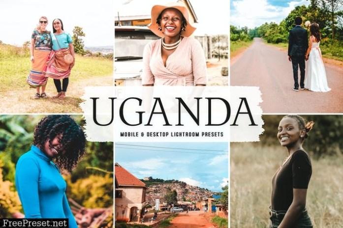 Uganda Mobile & Desktop Lightroom Presets
