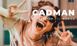Cadman Desktop and Mobile Lightroom Preset