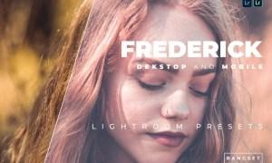 Frederick Desktop and Mobile Lightroom Preset