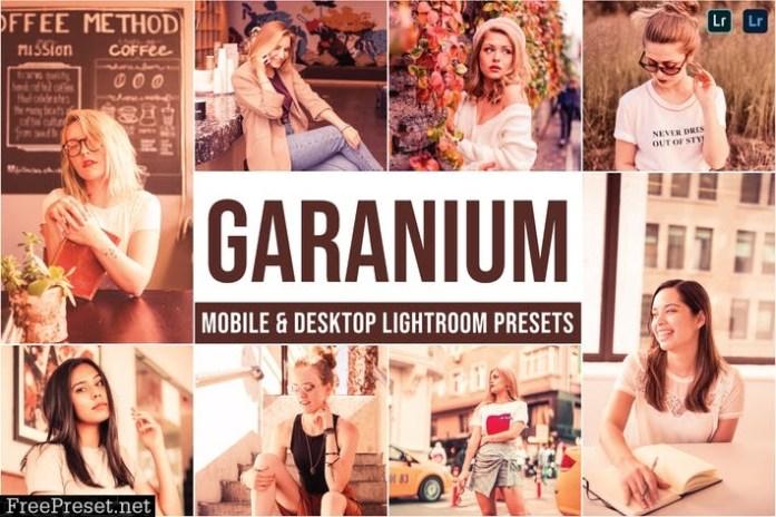Garanium Mobile and Desktop Lightroom Presets