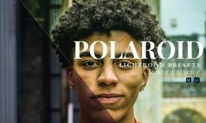 Polaroid Mobile and Desktop Lightroom Presets