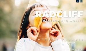 Radcliff Desktop and Mobile Lightroom Preset