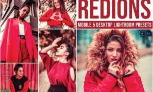 Redions Mobile and Desktop Lightroom Presets