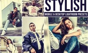 Stylish Mobile and Desktop Lightroom Presets