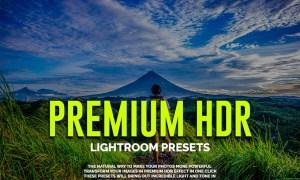 65 Premium HDR Lightroom Presets 3135123