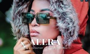 Aeera Mobile and Desktop Lightroom Presets