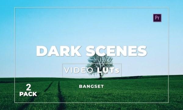 Bangset Dark Scenes Pack 2 Video LUTs