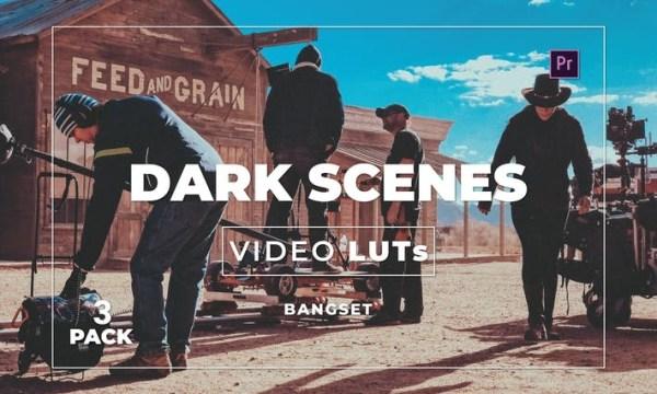 Bangset Dark Scenes Pack 3 Video LUTs