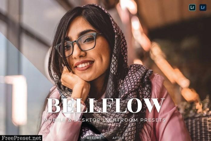 Bellflow Mobile and Desktop Lightroom Presets
