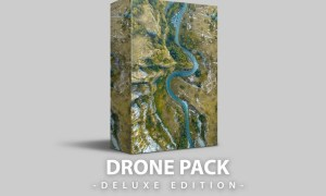 Drone pack | Deluxe edition for mobile and desktop