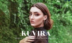 Kuvira Mobile and Desktop Lightroom Presets